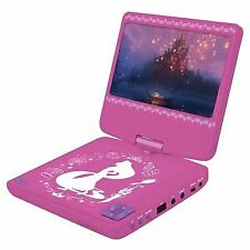 Lexibook DVDP6DP Disney Princess Portable DVD Player