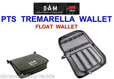 DAM PTS TREMARELLA FLOAT/RIG WALLET FOR INLINE PENCIL SBIROLINOS BOMBARDAS ETC