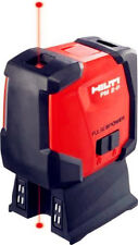 Nouvelle Hilti Pm 2-p Plumb Laser Red Plumb 2 point laser