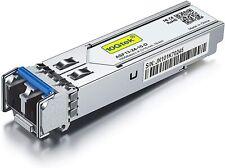 Módulo Transceptor 1.25Gb pequeña form-factor 1000 Base-LX 1310nm SMF 20KM Para Ubiquiti UF-SM-1G