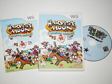 Nintendo Wii Spiel Harvest Moon Magical Melody ~3649