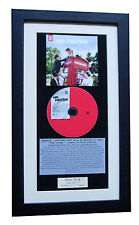 ONE DIRECTION Take Me Home CLASSIC CD Album TOP QUALITY FRAMED+FAST GLOBAL SHIP