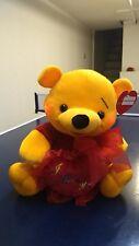 "Winnie the Pooh Plush Stuffed Doll Soft musical Tedd, 14"" tall, 13"" width"