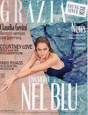 Grazia 2018 33.Claudia Gerini,Courtney Love,Michael Douglas,Madonna,Claire Foy