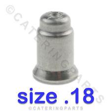 HP29820 HENNY PENNY NAT GAS FRYER PILOT ORIFICE / JET / INJECTOR SIZE .18 29820
