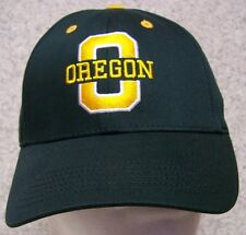 Embroidered Baseball Cap NCAA Oregon Ducks NEW 1 hat size fits all green