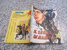 IL PICCOLO RANGER N.3 ORIGINALE SPILLATO 1964 B/OTTIMO 1°edizione TIPO TEX ZAGOR
