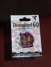 Disneyland 60th Anniversary Decades Collection 1985-1994 Le Trading Pin Soldout
