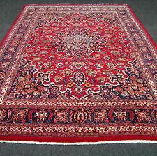 Alter Orient Teppich 344 x 258 cm Perserteppich Handgeknüpft Old Carpet Rug