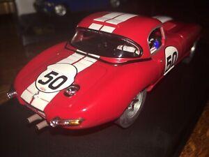 Revell 1/32 Scale Slot Car 08298 StunnIng Jaguar E Type #50 Privateer Racer NEW