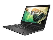 """Dell Latitude E7440 business PC laptop 14"""" FHD touch I7 8GB 256GB SSD Win10 Gray"""