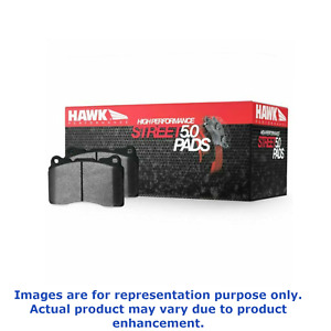 Hawk For 04-15 VW Ferrari 612 / Aston Martin DB9 Disc Brake Pad Rear HB632B.586