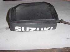 93 SUZUKI DR250 DR 250 OEM POUCH HOLDER POCKET TRUNK