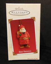 2003 Hallmark Ornament, Kris Kringle