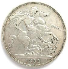 Crown 1890, Großbritannien, Victoria (1837-1901)