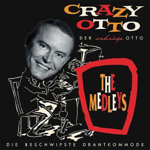 Crazy Otto The Medleys Bear Family Records CD Album VG-EXC