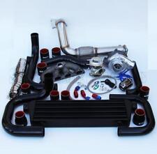 T3/T4 Ball Bearing Turbo Intercooler Bolt-On Kit for 94-01 Integra B16/18 001-BR