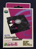 Cooler Master R4-S9S-19AK-GP 92mm Cooling Fan   90mmST1   1900 RPM    20.8 dBA