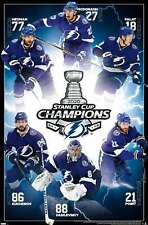 NHL Tampa Bay Lightning - 2020 NHL Stanley Cup Champions