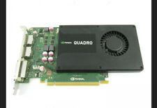 HP NVIDIA Quadro K2000 2GB GDDR5 PCI-e graphics card 713380-001