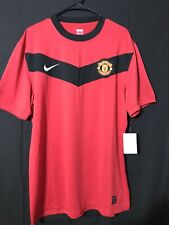 England Manchester United Player Issue Football Nike Shirt  XXl Soccer Jersey