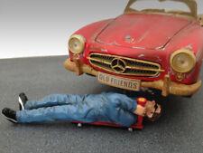 Mechaniker Paul (Modell Figur) 1:18 American Diorama Mechanic Figure AD-23791
