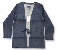 WAVEN @ TOPMAN KONSTANTIN Kimono Selvedge Raw Denim Jacket - L
