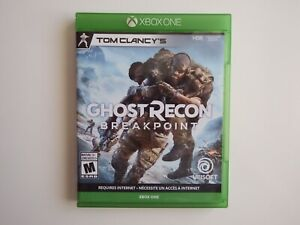 Ghost Recon: Breakpoint for Xbox One in MINT Condition