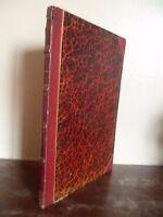 OEUVRES CHOISIES DE GAVARNI TH.GAUTHIER&BARTHET-SOUBIRAN HETZEL 1847 /GRAVURES