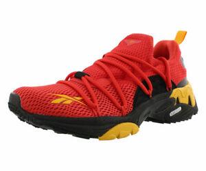 Reebok Boys Trideca 200 Running Shoes Rad Red/Fierce Gold/Black Size 5.5, 6.5, 7