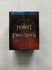 Lo Hobbit + Il Signore degli Anelli - Le Trilogie Extended Edition