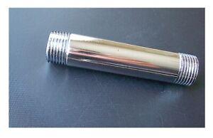 OEM Kohler Chrome Plated Supply Nipple PIPE 1/2 NPT 3 3/4 29161-G New Read B4buy