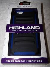 Frontier HIGHLAND Trail Guide Edition Heavy Duty Case for iPhone 6/6s BLUE/BLACK