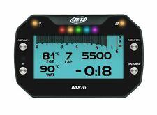 AiM MXM DASH DATA LOGGER GPS LAP TIMER