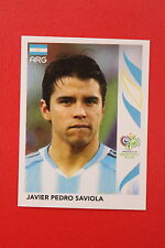 PANINI FIFA WORLD CUP GERMANY 2006 06 N. 186 ARGENTINA SAVIOLA  MINT!!!