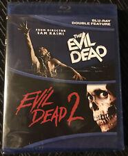 The Evil Dead / Evil Dead Ii (Blu-ray)