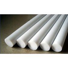 Barra Tonda diametro 60mm in Nylon Zellamid(PA6) Bianco lunga a vostro bisogno.