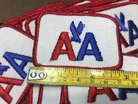 American Airlines Junior Pilot Stewardess Uniform souvenir Kids hat patch