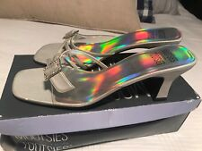 mootsies tootsies Women's Size 8 Special Occasion Wedding Shoes New