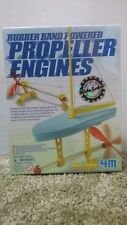 Kidz Labs Rubber Band Powered Propeller Engines