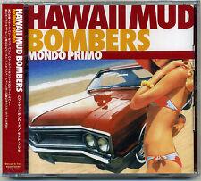 Hawaii Mud Bombers - Mondo Primo CD JAPAN PRESS Psychotic Youth Yum Yums Surf