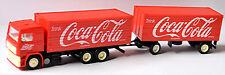 Volvo F12 Inter Cooler Getränkekoffer-hz Boire Coca Cola 1:87 Albedo