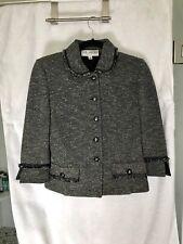 st john knits suit size 4