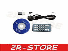 MINI DECODER DIGITALE TERRESTRE USB PC NOTEBOOK DVB-T HDTV DIGITAL TV C009