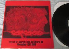 CARCASS Live 1989 LP vinyl Napalm Death Repulsion Carnage Unseen Terror Autopsy
