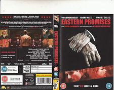 Eastern Promises-2007-Viggo Mortensen-Movie-DVD