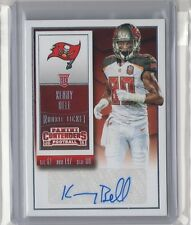 KENNY BELL 2015 Panini Contenders RC Rookie Auto VARIATION #101 RAVENS SSP