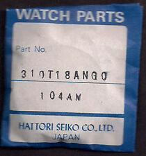Seiko Japan - Vintage Watch Crystals - Various Sizes