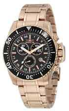 Invicta Men's 11289 Pro Diver Chronograph Black CarbonFiberDialWatch COD PAYPAL