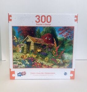 Sure Lox Jigsaw Puzzle The Garden Shed 300 pcs tcgtoys NEW